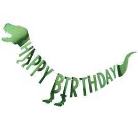 SLINGER 'DINOSAURUS HAPPY BIRTHDAY' GINGER RAY (1ST)