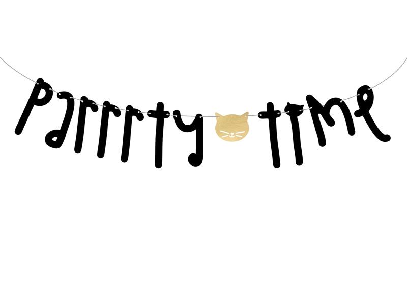 SLINGER 'PARRRTY TIME' MEOW PARTY (1ST)