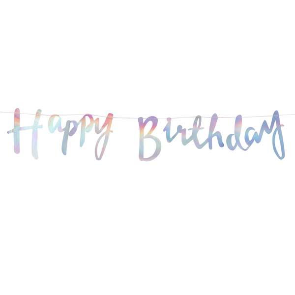 SLINGER 'HAPPY BIRTHDAY IRISEREND' GINGER RAY (1ST)