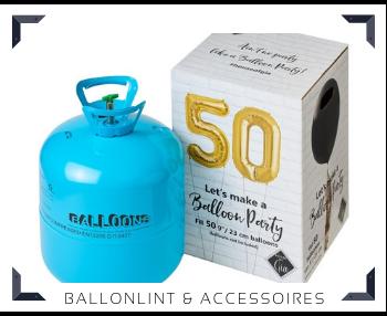 Ballonlint Accessoires Helium Feestartikelen Feestversiering voor een Verjaardag, Bruiloft, Babyshower, Kinderfeest kopen bij PretaPret altijd hip & trendy