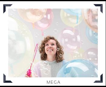 Folie Ballon MEGA XXL Large Groot Feestartikelen feestversiering online kopen hip, trendy & stylish