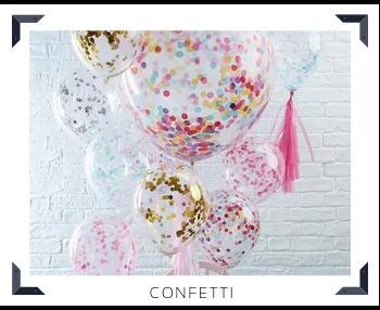 Latex Ballonnen Confetti Feestartikelen feestversiering kopen bij PretaPret stylish, hip & trendy