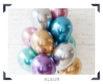 Latex Ballonnen effen Kleur Feestartikelen feestversiering online kopen stylish, hip & trendy