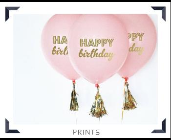 Latex Ballonnen Prints Tekst Opdruk Bedrukt Feestartikelen feestversiering online kopen stylish, hip & trendy