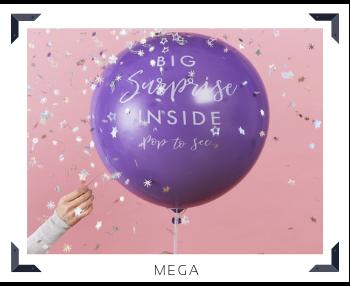 Latex Ballonnen MEGA XXL Large Groot Feestartikelen feestversiering online kopen stylish, hip & trendy