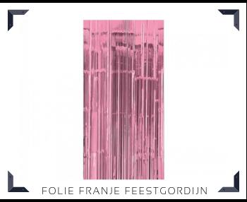 Folie Franje Feestgordijn slingers Feestartikelen feestversiering online kopen hip, trendy & stylish