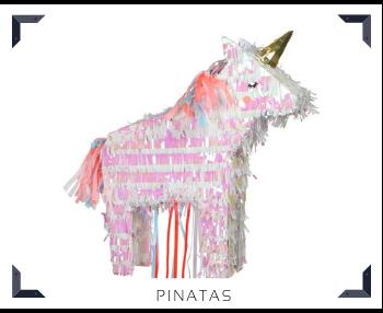 Pinatas slingers Feestartikelen feestversiering online kopen hip, trendy & stylish