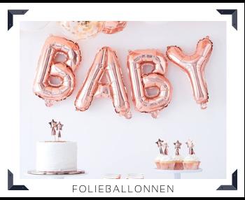 Folie ballonnen Feestartikelen feestversiering kopen bij PretaPret altijd hip, trendy & stylish