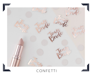 Confetti tafel Feestartikelen feestversiering online kopen hip, stylish & trendy