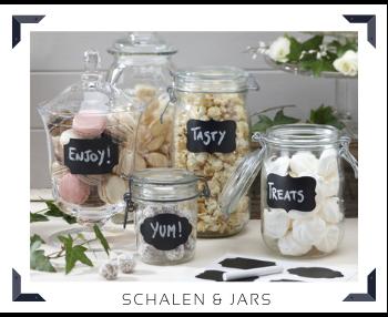 Schalen & Jars Sweettable Snoeptafel Candytable feestversieringen kopen bij PretaPret altijd hip & trendy