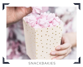 Snackbakjes Sweettable Candytafel Buffettafel Feestartikelen online kopen hip, trendy & stylish