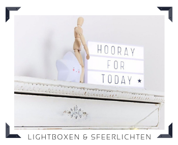Lightboxen & Sfeerlichten Candlebags Feestartikelen feestversiering kopen bij PretaPret altijd hip, trendy & stylish