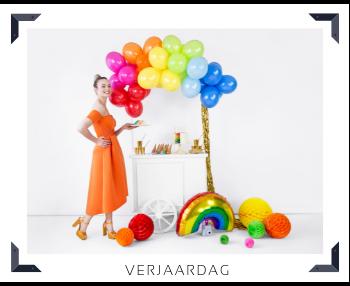 Verjaardag Feestartikelen online kopen hip, stylish & trendy