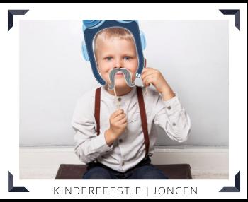 Kinderfeestje Thema Jongen Verjaardag Feestartikelen online kopen hip, stylish & trendy