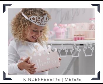 Kinderfeestje Thema Meisje Verjaardag Feestartikelen online kopen hip, stylish & trendy