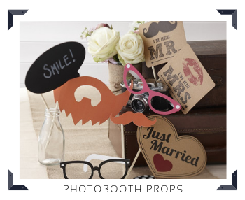 Photobooth Props Feestartikelen feestversiering online kopen hip, trendy & stylish