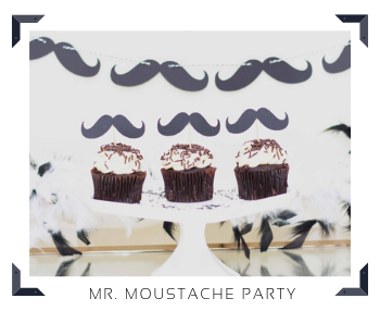 Thema decoratie Mr. Moustache Snorren Verjaardag Feestartikelen online kopen hip, stylish & trendy