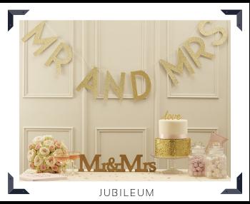 Bruiloft Wedding Huwelijk Feestartikelen online kopen stylish, hip & trendy