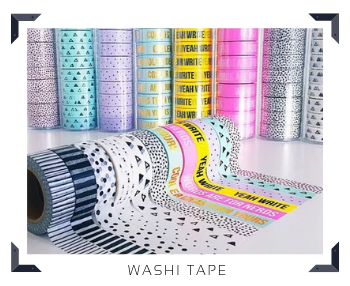 Washi tape Masking Tape Feestartikelen online kopen hip, stylish & trendy