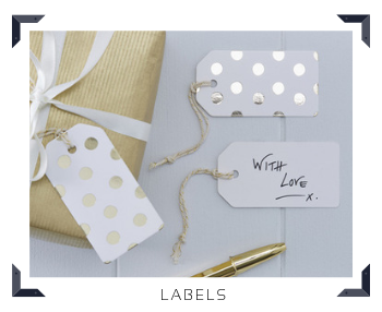 Labels Feestartikelen online kopen hip, trendy & stylish