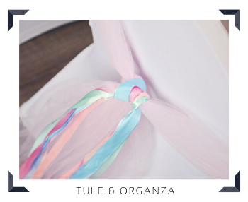 Tule Organza Feestartikelen online kopen hip, trendy & stylish