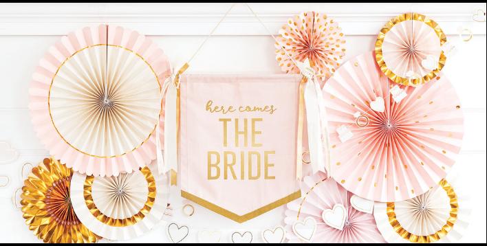 Bride to Be Bruiloft Vrijgezellenfeest feestartikelen feestversiering hip en trendy