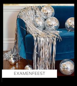Feestdagen Examenfeest versiering Feestartikelen online kopen hip, trendy & stylish