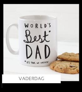 Feestdagen Vadersdag versiering Feestartikelen online kopen hip, trendy & stylish