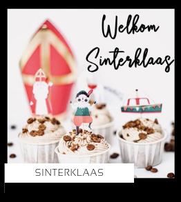 Feestdagen Sinterklaas versiering Feestartikelen online kopen hip, trendy & stylish