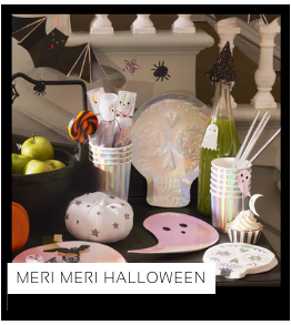 Spooky Halloween van het merk Meri Meri Halloween versiering Feestartikelen online kopen stylish, hip & trendy