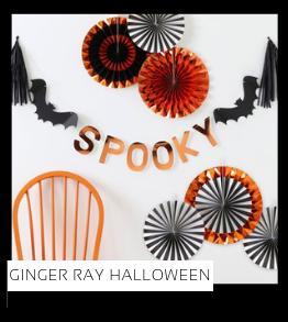Halloween van het merk Ginger Ray Halloween versiering Feestartikelen online kopen stylish, hip & trendy