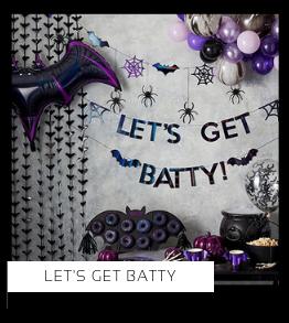 Lets Get Batty van het merk Ginger Ray Halloween versiering Feestartikelen online kopen stylish, hip & trendy