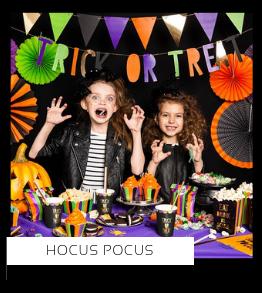 Hocus Pocus van het merk Partydeco Halloween versiering Feestartikelen online kopen stylish, hip & trendy