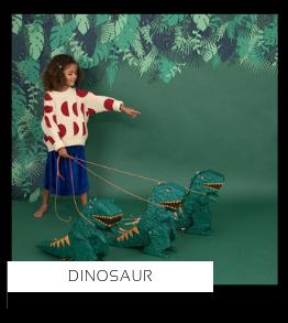 Dinosaurus Dino's feestversiering en feestartikelen van merk Meri Meri My Little Day kopen bij PretaPret altijd hip en trendy