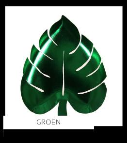 Groen Kleur Feestversiering Feestartikelen online kopen stylish, hip & trendy