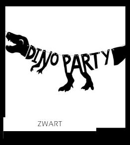 Zwart Kleur Feestversiering Feestartikelen online kopen stylish, hip & trendy
