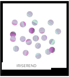 Iriserend Holografisch Kleur feestversiering Feestartikelen online kopen stylish, hip & trendy
