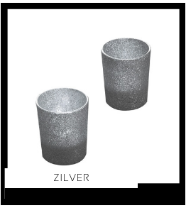 Zilver Kleur Feestversiering Feestartikelen online kopen stylish, hip & trendy