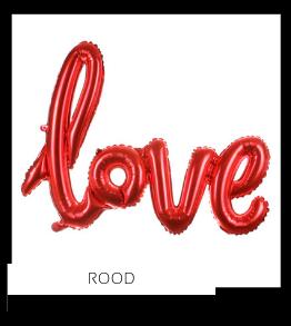 Rood Kleur Feestversiering Feestartikelen online kopen stylish, hip & trendy