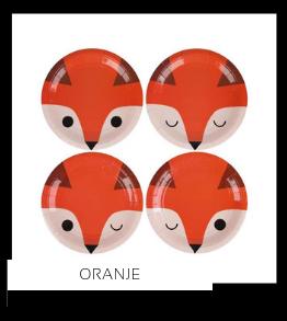 Oranje Kleur Feestversiering Feestartikelen online kopen stylish, hip & trendy