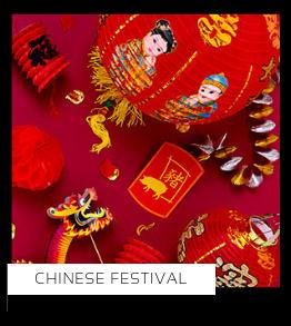 Chinese Festival Verjaardag versiering collecties thema merk Ginger Ray Partydeco Talking Tables Meri Meri My Little Day My Mind's Eye Feestartikelen online kopen hip, stylish & trendy