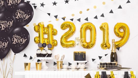 Folieballonnen Cijfers Feestartikelen en Feestversieringen voor een Verjaardag kopen bij PretaPret altijd hip en trendy