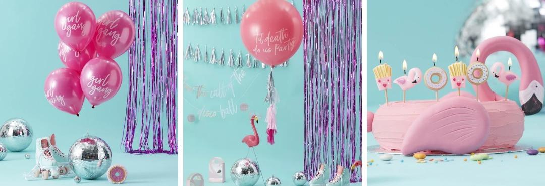Good Vibes feestartikelen Verjaardag van merk Ginger Ray kopen bij PretaPret altijd hip en trendy