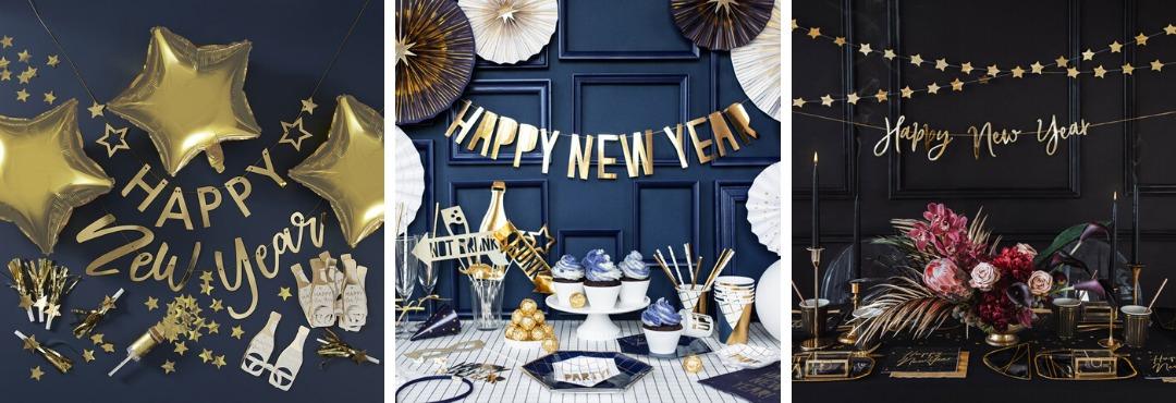 Oud en Nieuw versiering en Oud en Nieuwjaar decoratie je vindt het hier bij PretaPret