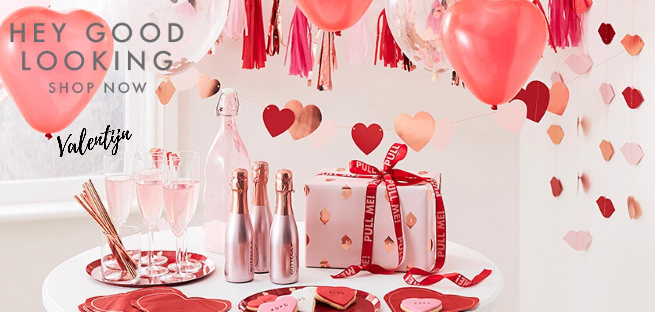 Valentijn versiering en Valentijn decoratie van alle trendy merken je vindt het hier bij PretaPret