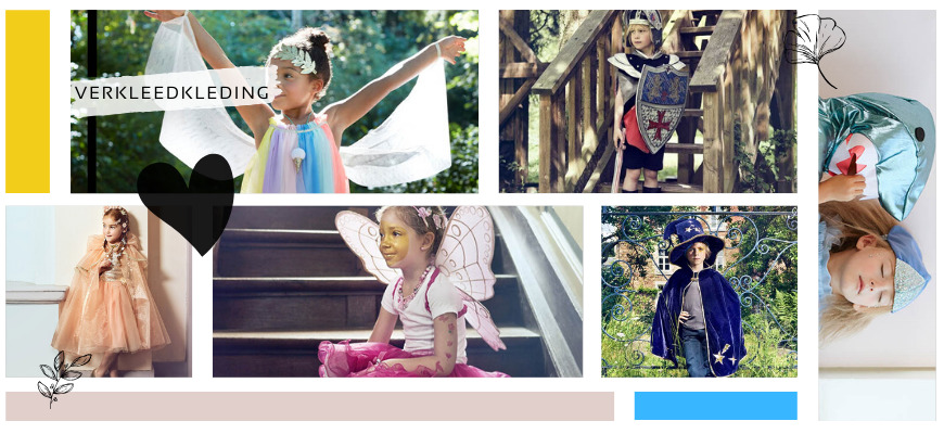 Verkleedkleding voor jongens en meisje Carnaval kleding bij PretaPret altijd hip en trendy