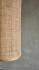 Bamboe hanglamp webbing
