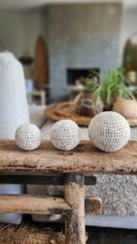 Kauri schelpenbollen set van 3
