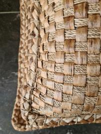 Bamboe kussen L 55cm