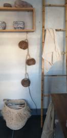 Lichtsnoer met 3 kokosnoten